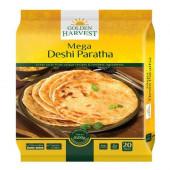 Golden Harvest Mega Deshi Paratha 1600 gm 20 pcs