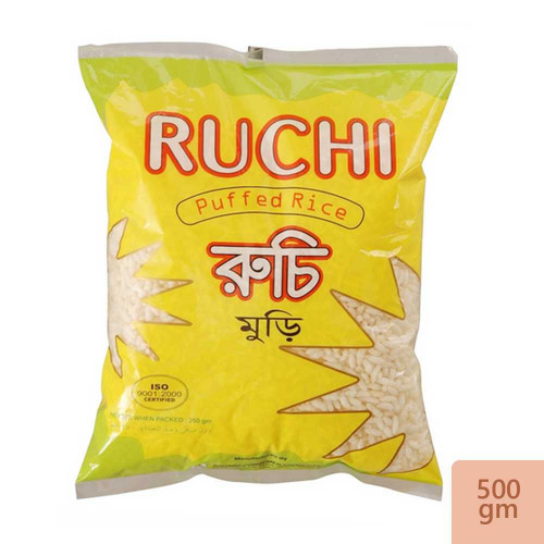 Ruchi Puffed Rice (Muri) 500 gm
