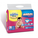 Supermom Diaper Belt 9-14 Kg 22 Pcs (Buy Two Get One Free)