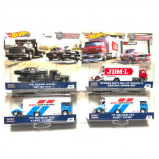 Hot Wheels FLF56 Transport Collection