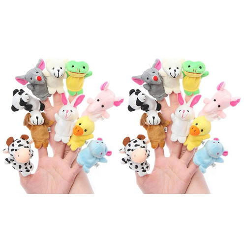 Funskool Handycraft Fingure Puppets