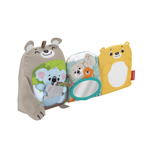 Fisher-Price Sit & Snuggle Activity Book