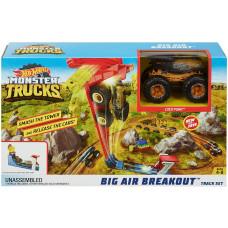 Hot Wheels GCG00 Monster Truck Big Air Breakout