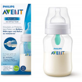 Philips Avent Classic Anti-Colic Bottle with AirFree Vent 260 mL