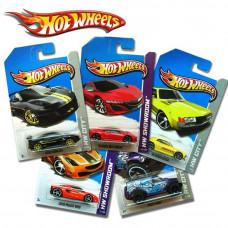 Hot Wheels C4982 Multi Colored Basic Car Assortment
