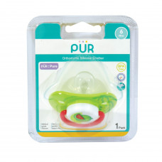 Pur Orthodontic soother 6m+