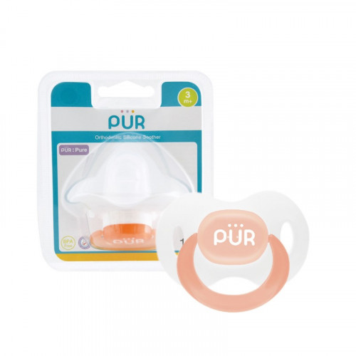 Pur Orthodontic soother 3m+