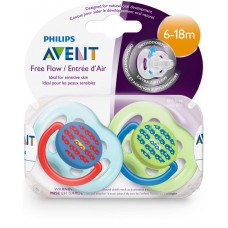 Philips Avent Pacifier 6-18 Months