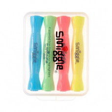 Smiggle Bonbon Highlighter Pack X4