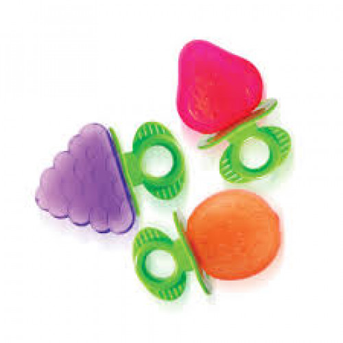 Pur Water Filled Teether Fruit Shaped