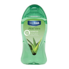 DEEP FRESH Shower Gel Aloe Vera 330ml (Turkey)