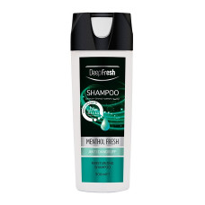DEEP FRESH Shampoo with Menthol Fresh 300ml (Turkey)