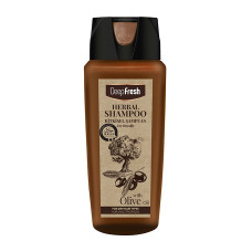 DEEP FRESH Herbal Shampoo with Olive Oil Extract - 500ml (Turkey)