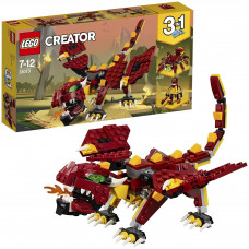 Lego Creator 31073 - 3 In 1 Mythical Creatures