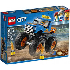 Lego City 60180 - Monster Truck (192 Pieces)