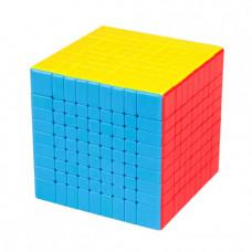 Rubik's Cube - MF9 stickerelss Speed Cube Mofang Jiaoshi Meilong 9x9 Magic Cube