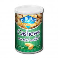Blue Diamond Cashews Roasted Salted 135gm