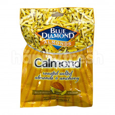 Blue Diamond Calmond Roasted Salted Almond & Anchovy 25gm
