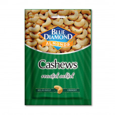 Blue Diamond Cashews Roasted Salted 35gm