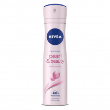 NIVEA Female Body Spray Pearl & Beauty 150ml