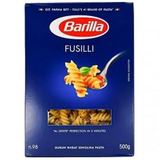 Barilla Durum Wheat Pasta Fusilli 500 gm