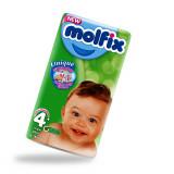 Molfix Baby Diaper Belt Maxi 9-16 kg 36 Pcs (Made in Turkey)