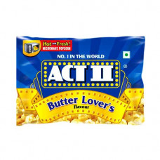 ACT II Microwave Popcorn - Butter Lovers 33gm