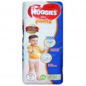 Huggies Dry XXL Pant Diaper 15-25Kg - 32 Pcs (Malaysia)