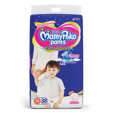 MamyPoko Pants XL 12-17 Kg 36 Pcs (Made in India)