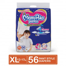 MamyPoko Pants XL 12-17 Kg 52 Pcs (Made in India)