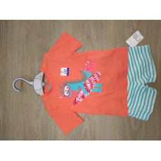 MotherCare Boy T-shirt With Pant