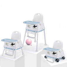Arkmiido 3-in-1 Portable Highchair