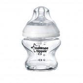 Tommee Tippee Closer to Nature Glass Bottle 150ml