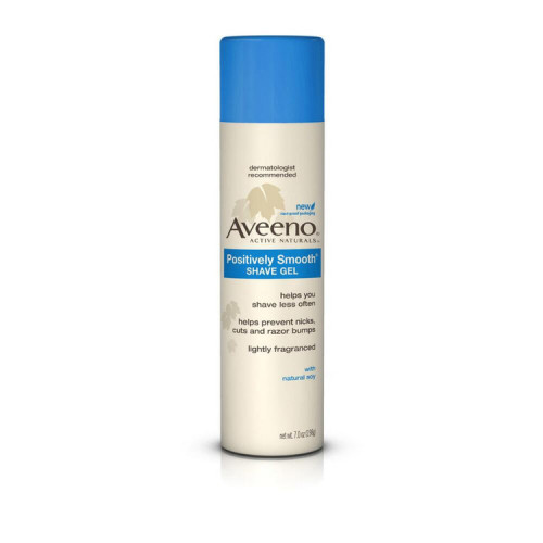 Aveeno Shave Gel 198 gm