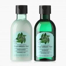 Fuji Green Tea Refreshingly Purifying Shampoo + Conditioner 250 mL