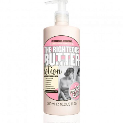 THE RIGHTEOUS BUTTER BODY LOTION 500ML