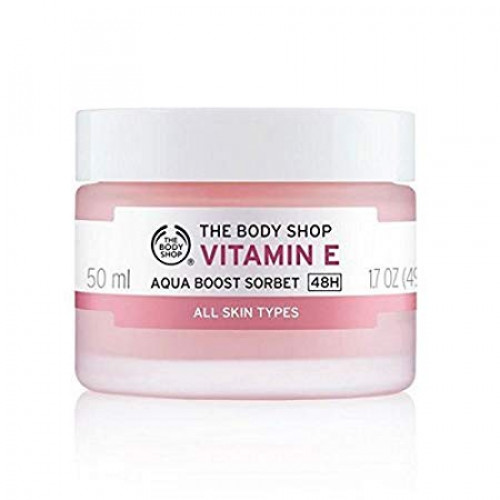 The Body Shop Vitamine E Aqua Boost Sorbet 50 mL.