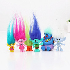 Dreamworks Movie Troll Dolls