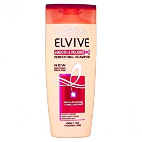 L'OREAL Elvive Smoth & Polish Perfecting Shampoo