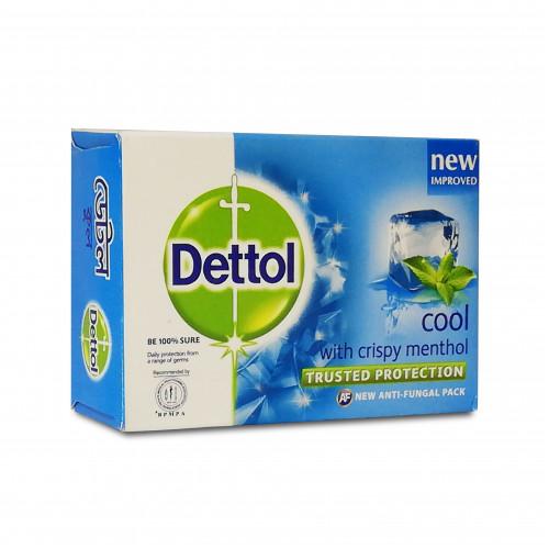 Dettol Soap Cool Bathing Bar Soap 125 gm