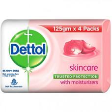 Dettol Bathing Bar Soap Skincare 125 gm