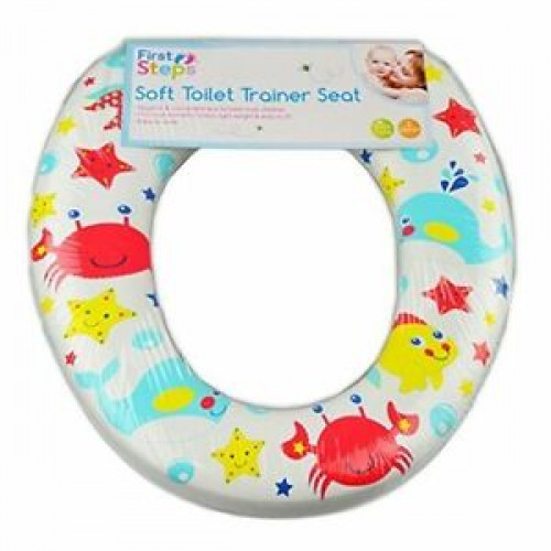 First Steps Soft Toilet Trainer Seat